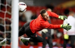 De Gea reportedly has €60m release clause in new Manchester United deal
